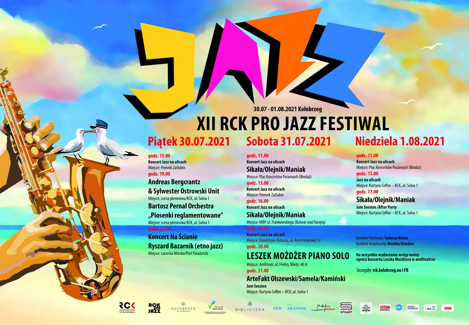 XII RCK PRO JAZZ Festiwal